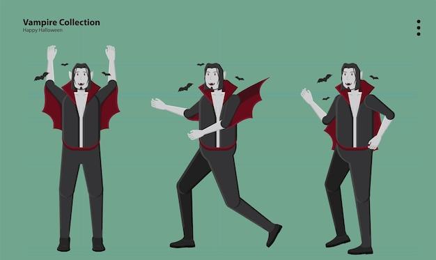 Papel de parede logo arte halloween horror assustador traje outubro abóbora fantasmagórica festa vampiro personagem