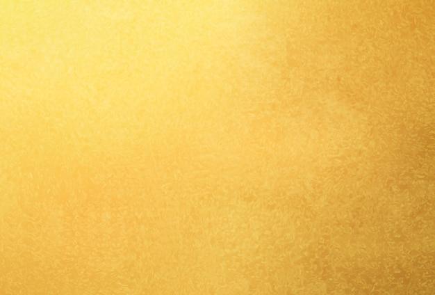 Papel, folha ou metal com textura dourada brilhante. papel digital dourado. fundo dourado do vetor. ilustração colorida abstrata, papel de parede de mídia social.