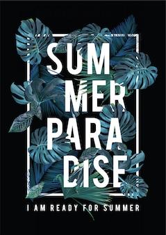 Paraíso de verão