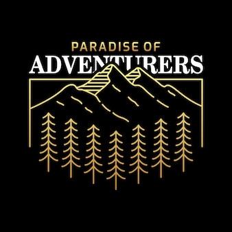Paraíso dos aventureiros