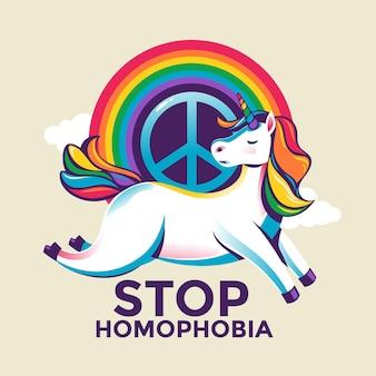 Pare a homofobia