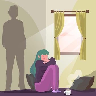 Pare a violência de gênero