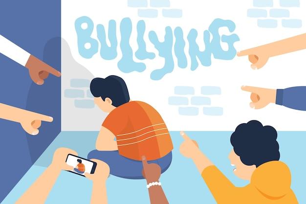 Pare o conceito de bullying