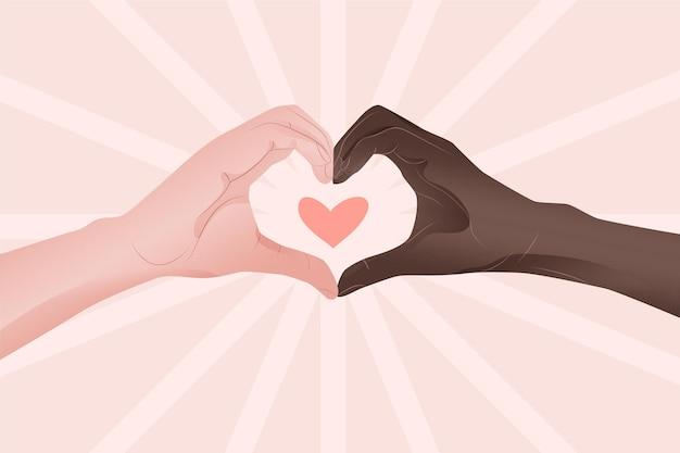 Pare o conceito de racismo