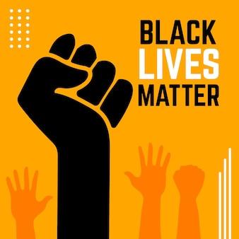Pare o projeto de ilustração de racismo