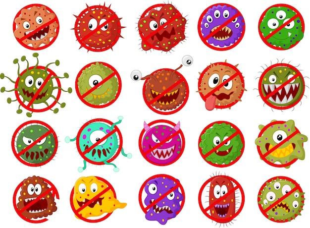 Pare o vírus