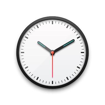 Parede moderna. relógio