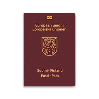 Passaporte da finlândia