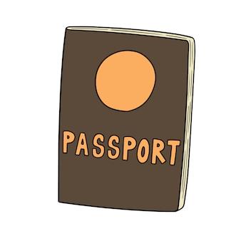 Passaporte de viagem