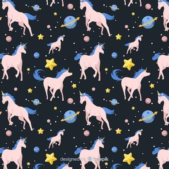 Patter unicorn