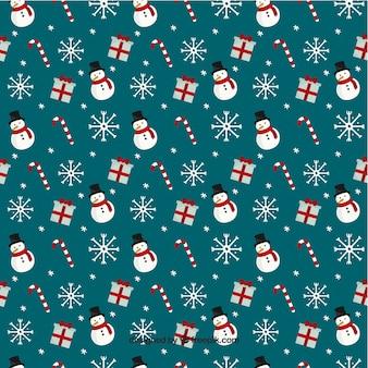 Pattern dia de natal