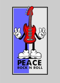 Paz e rock n roll