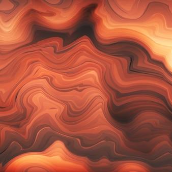 Pedra marrom textura estilizada abstrata