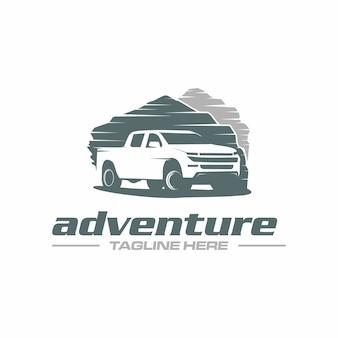 Pegar a aventura de caminhão
