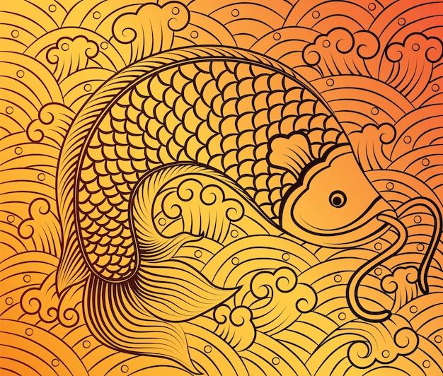 Peixe chinês