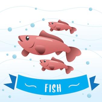 Peixe engraçado