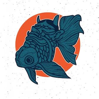 Peixe japonês