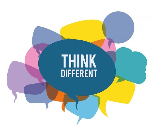 Pense design diferente