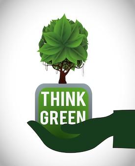 Pense design verde