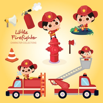 Pequeno bombeiro