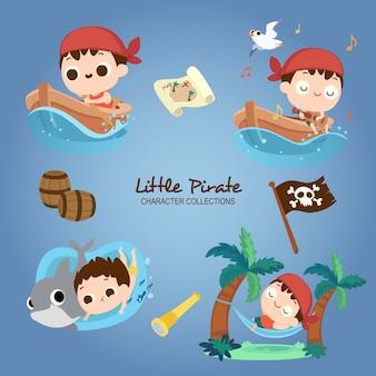 Pequeno pirata