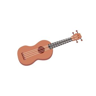 Pequeno violão musical ukulele