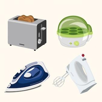 Pequenos aparelhos