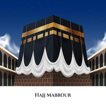 Peregrinação islâmica realista