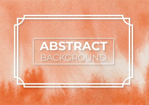 Permanent orang color abstrato moderno design elegante fundo