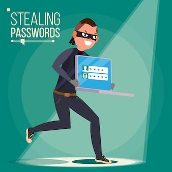 Personagem de ladrão