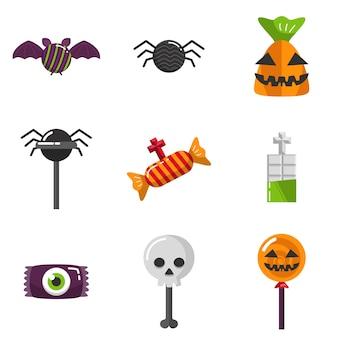Personagem halloween design