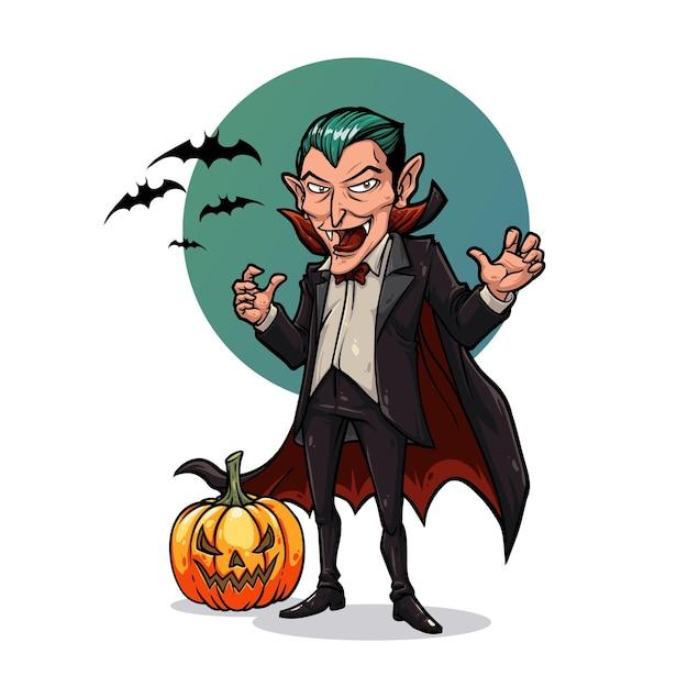 Personagem halloween