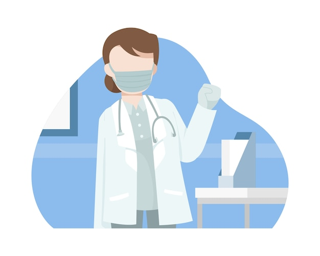 Personagem médica