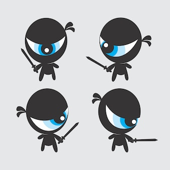 Personagem ninja