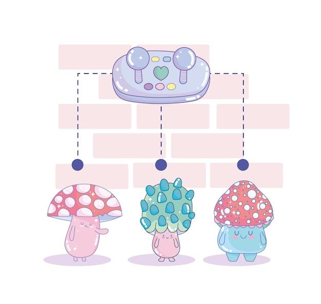 Personagens de videogame