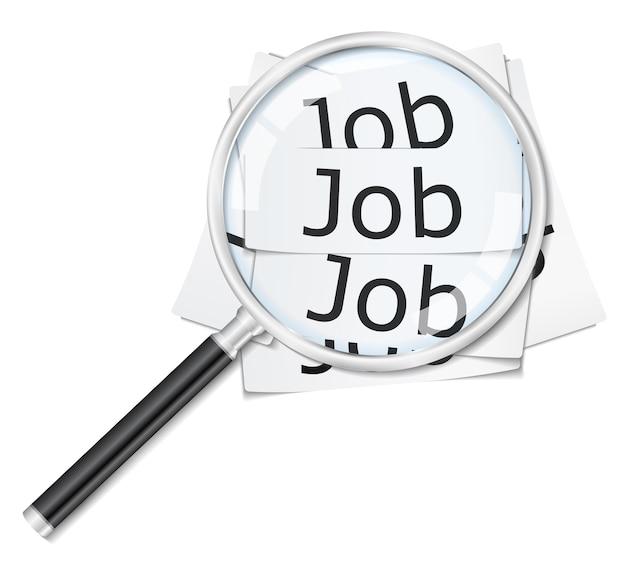 Pesquisa de emprego