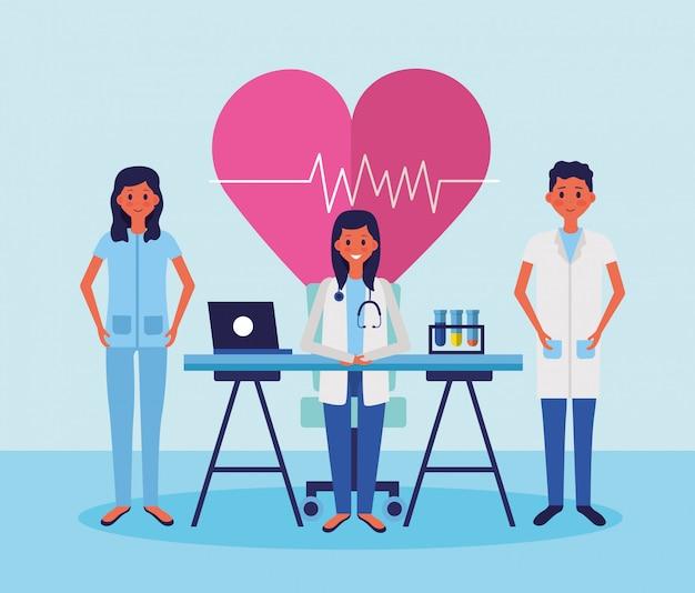 Pessoal médico