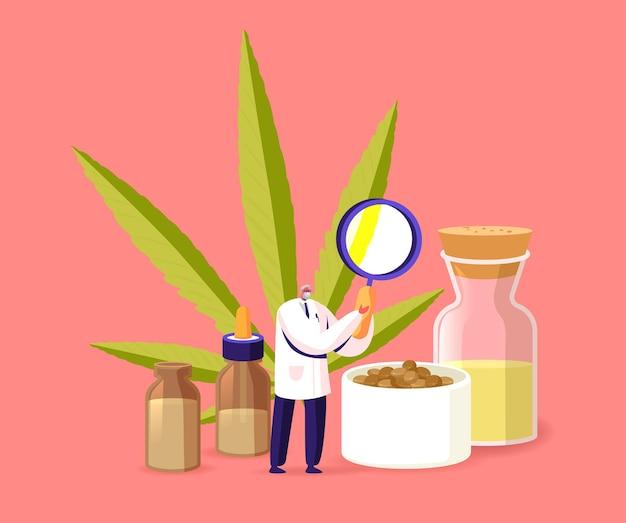 Pessoas cultivando cannabis medicinal