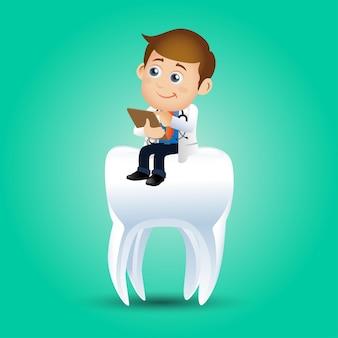 Pessoas definidas profissão dentista