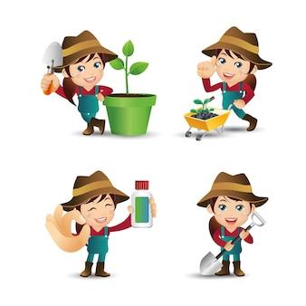 Pessoas definir profissão fazendeiro