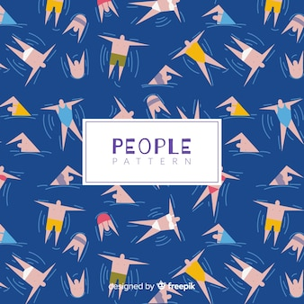 Pessoas, padrão