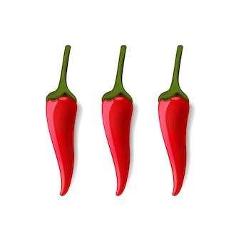 Pimenta vermelha quente