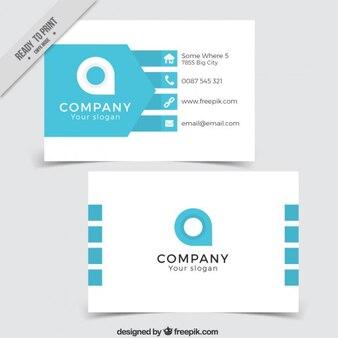 Pin cartão do mapa empresa