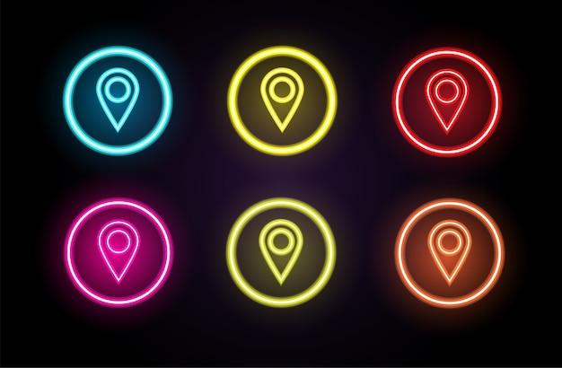 Pin ícone do mapa