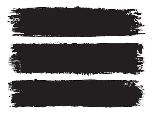 Pincelada de preto