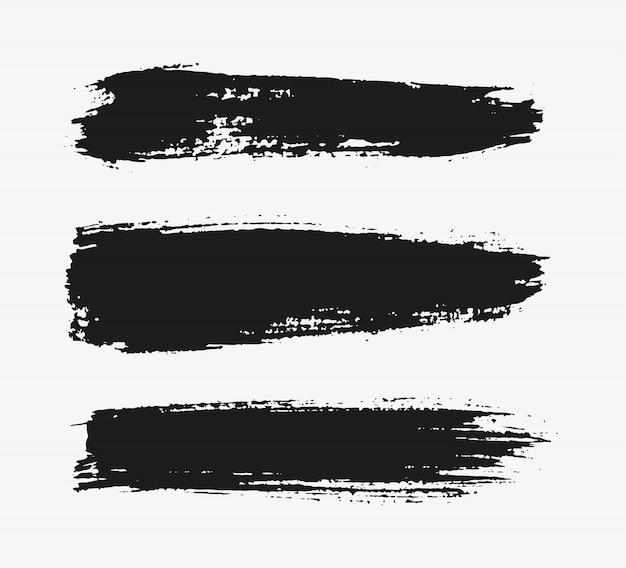 Pinceladas de tinta