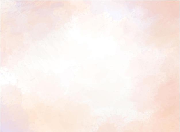 Pintado à mão abstrato colorido aquarela mancha fundo pintura digital