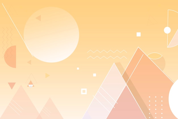 Pirâmides amarelas