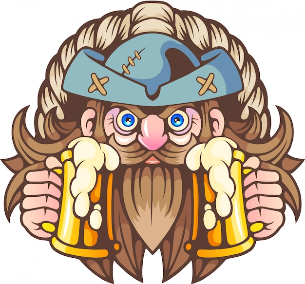 Pirata da cerveja