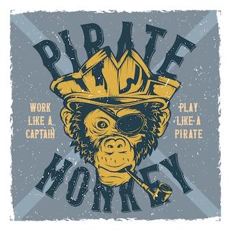 Pirata macaco